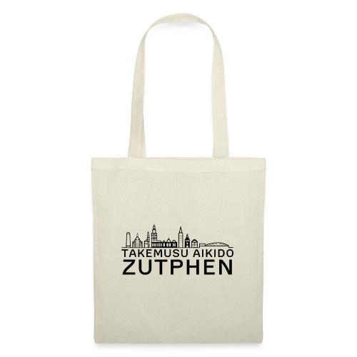 stadsgezicht Zutphen - Tas van stof