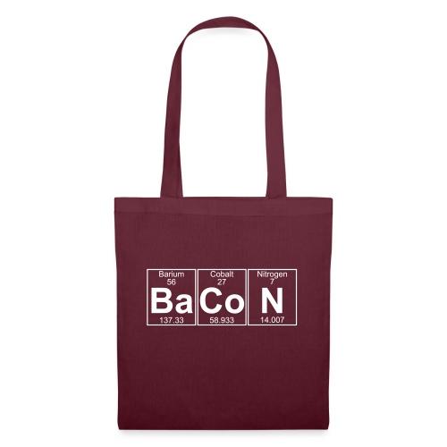 Ba-Co-N (bacon) - Full - Tote Bag