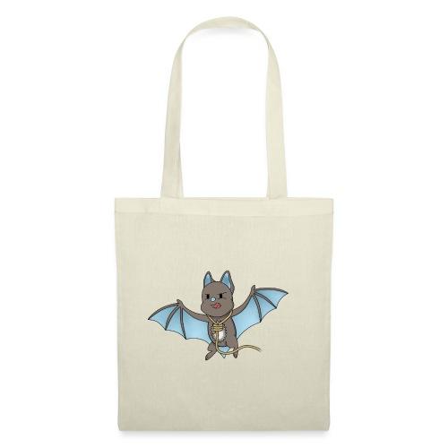 Bat Damon - Tote Bag