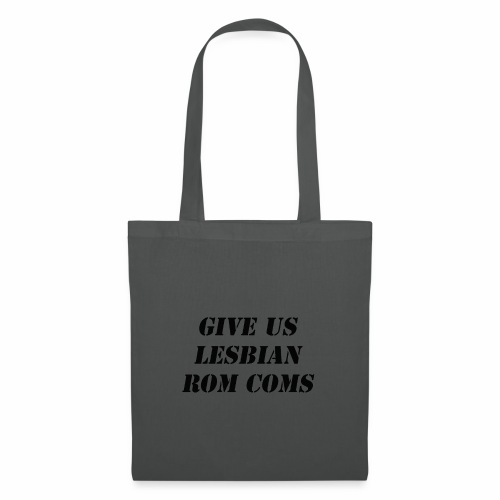 Give Us Lesbian Rom Coms - Tote Bag