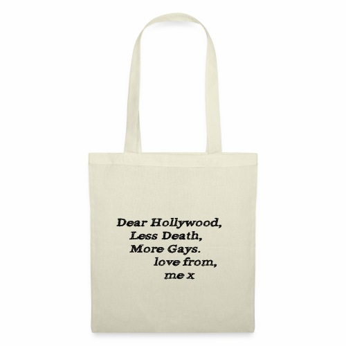 Dear Hollywood - Tote Bag