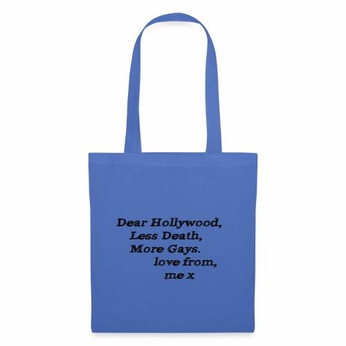 Dear Hollywood - Tote Bag