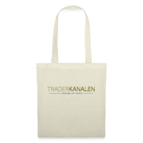 Traderkanalen BRAND - Tygväska