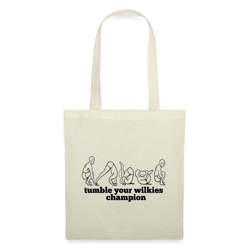 Tumble Your Wilkies - Tote Bag
