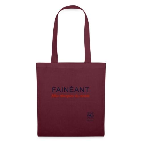 faineant - Tote Bag
