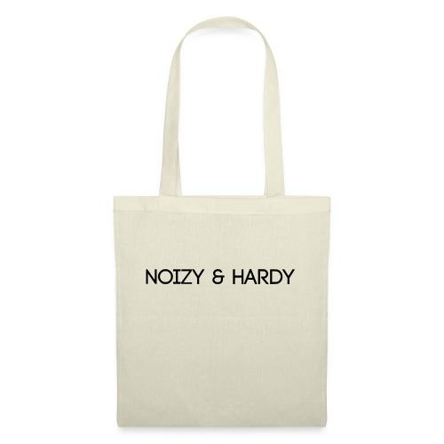 Noizy & Hardy Logo - Stoffbeutel