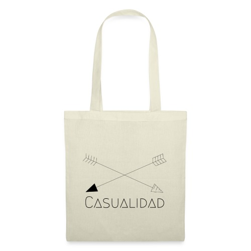 CASUALIDAD arrows - Borsa di stoffa