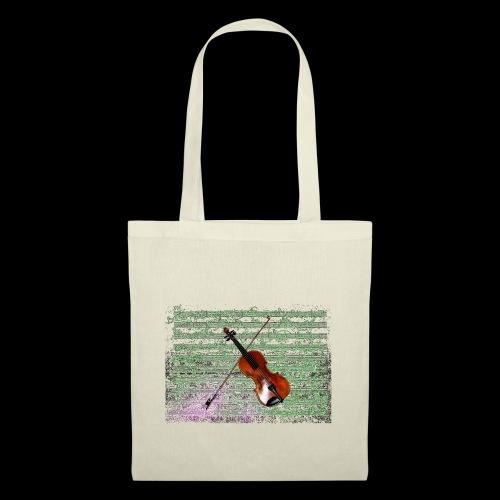 Violin - Tote Bag