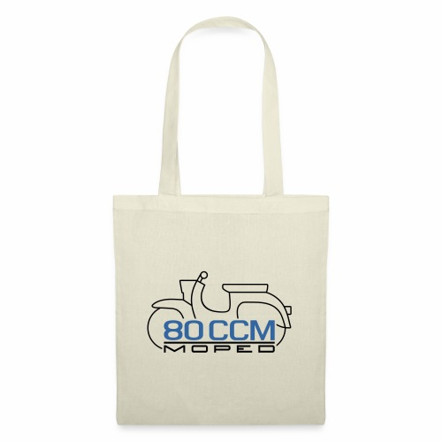 Moped Schwalbe Emblem 80 ccm - Tote Bag