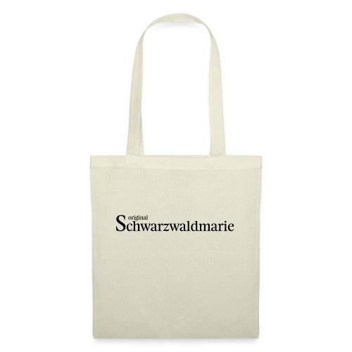 Schwarzwaldmarie - Stoffbeutel