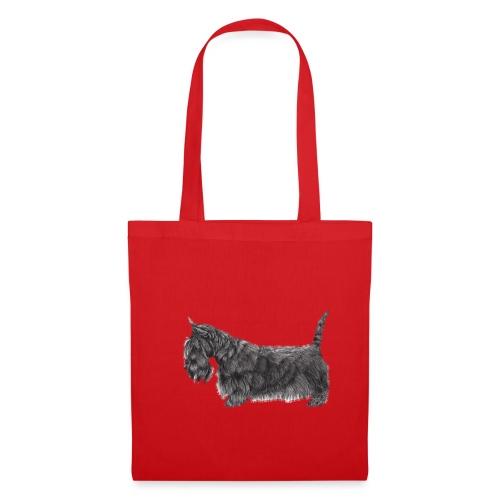 skotsk terrier ub - Mulepose