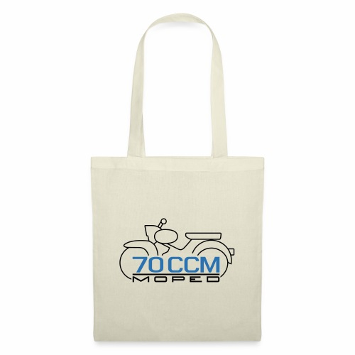 Moped Star 70 ccm Emblem - Tote Bag