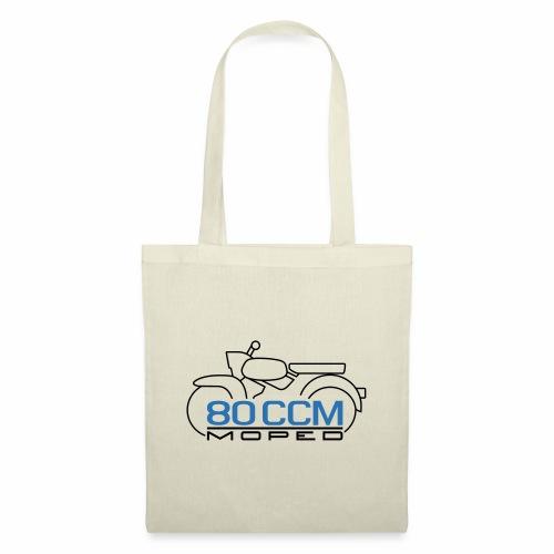 Moped Sperber Habicht 80 ccm Emblem - Tote Bag