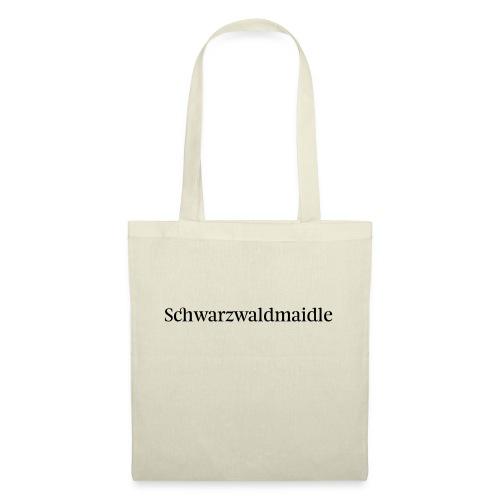 Schwarzwaldmaidle - T-Shirt - Stoffbeutel