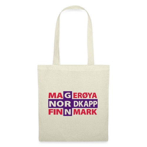 Magerøya North Cape Finnmark - Tote Bag
