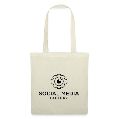 Social Media Factory Logo - Stoffbeutel