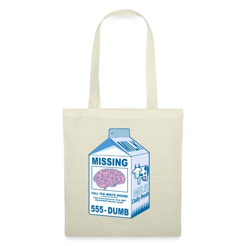 Missing brain - Tote Bag