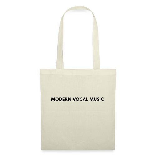 Modern Vocal Music - Stoffbeutel