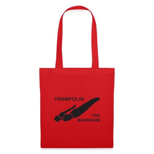 Trampolin Logo Mannheim - Stoffbeutel