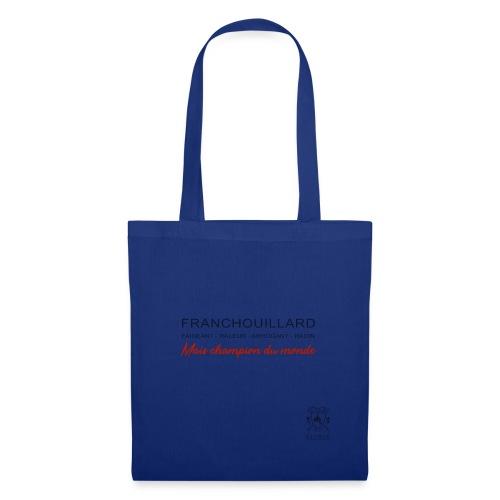 franchouillard sac 2 - Tote Bag