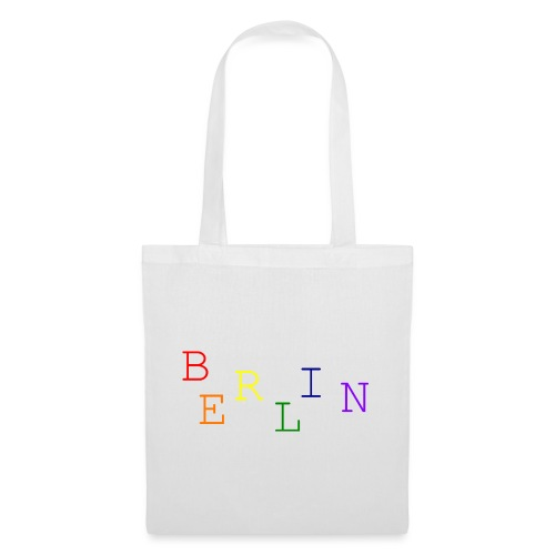 Berlin Rainbow #1 - Stoffbeutel