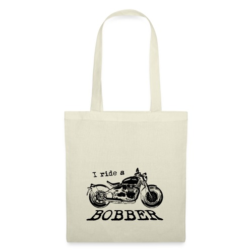 I ride a bobber - sort - Mulepose