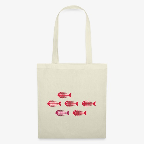 Color Fish - Tote Bag