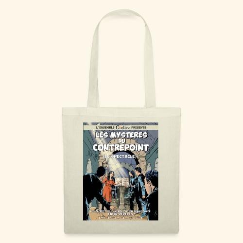Affiche Les Mystères du contrepoint - Tote Bag