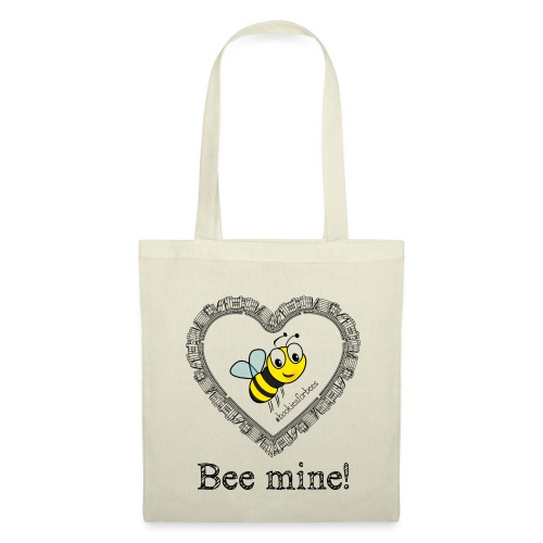 Bees3-1 save the bees | bee mine! - Tote Bag