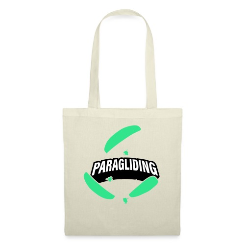Paragliding Gleitschirmfliegen - Stoffbeutel