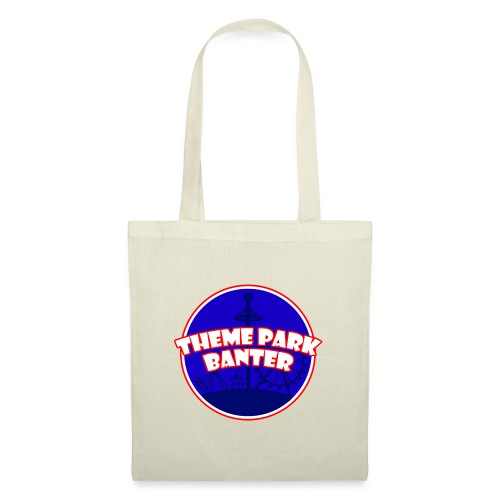 theme park banter logo - Tote Bag
