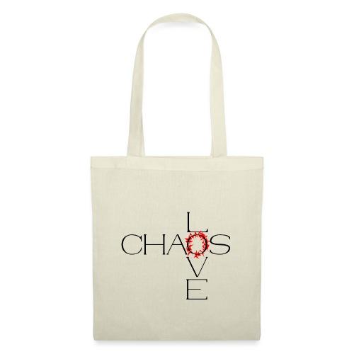 Chaos love - Sac en tissu