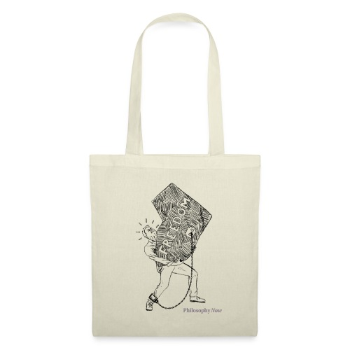 Existentialist freedom - Tote Bag