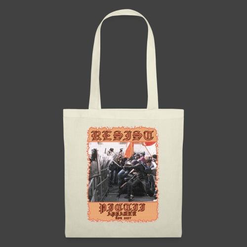 PICTRESIST8 - COL1 - Tote Bag
