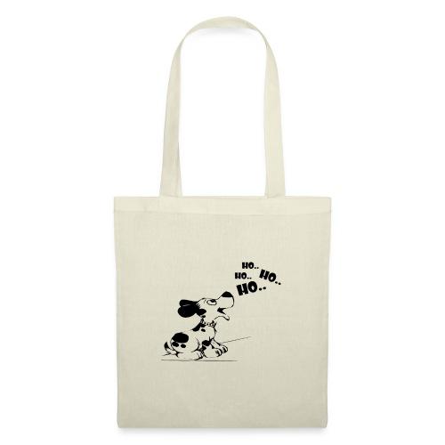 mon chien : ho ho ho - Tote Bag