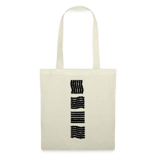 Les 4 élements - Tote Bag
