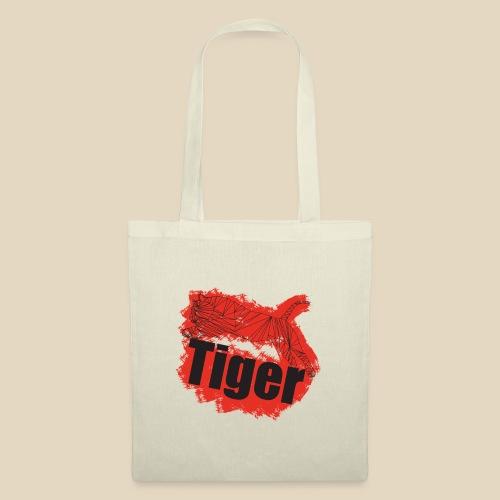 Red Tiger - Sac en tissu