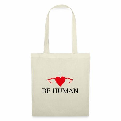 HUMAN - Bolsa de tela