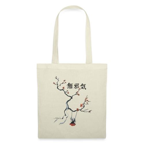 cerisier et sa balançoire - Tote Bag