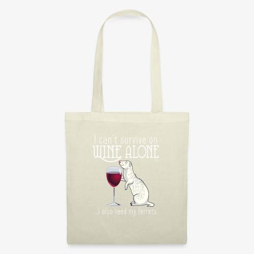 Wine Alone Ferrets - Kangaskassi