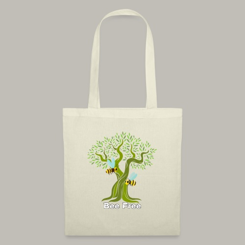 Bee Free - Tote Bag