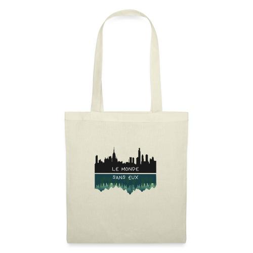 le monde - Tote Bag