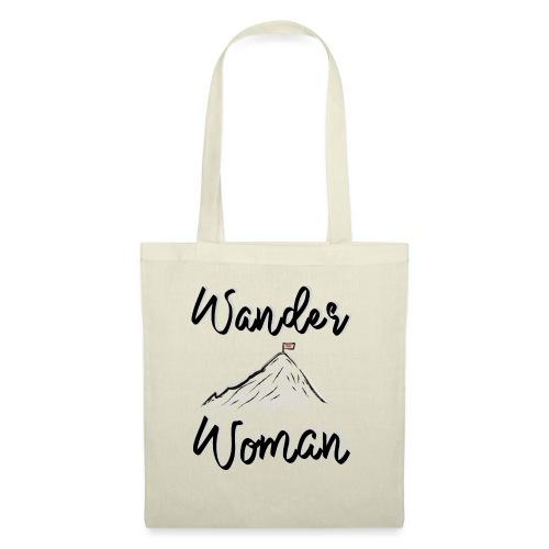 Wanderwoman - Stoffbeutel