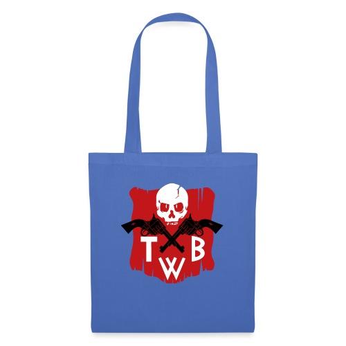 TWB logo - Borsa di stoffa