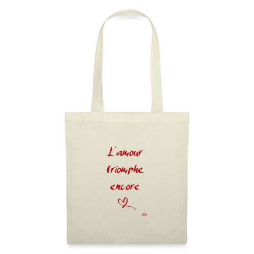 L'amour triomphe encore - Tote Bag