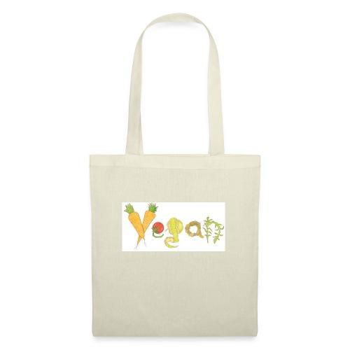 vegan - Bolsa de tela