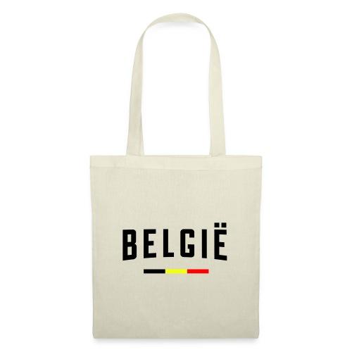 België - Belgique - Belgium - Sac en tissu