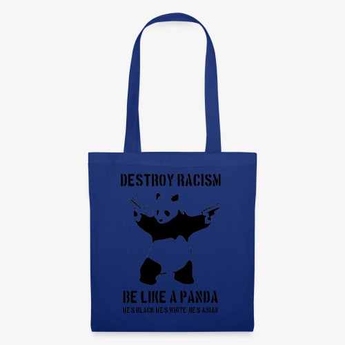 DESTROY RACISM - Tote Bag