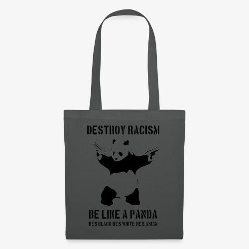 DESTROY RACISM - Tote Bag