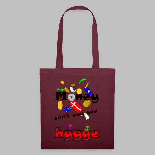 Money can t buy you hygge - Tote Bag